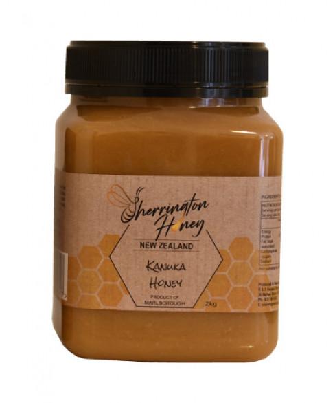 Kanuka Honey 2kg