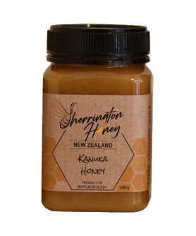 Kanuka Honey 500g