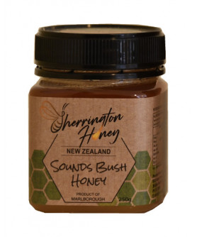 Sounds Bush Honey 250g